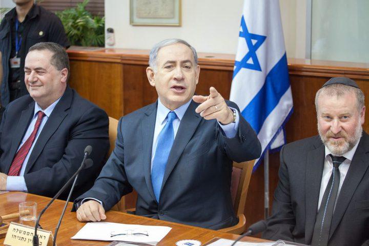 """نتنياهو يعقد جلسة """"كبينيت"""" عاجلة"""