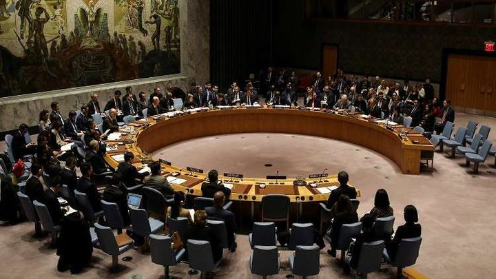 """""""إسرائيل"""" ترفع """"حادث الدرون الإيراني"""" إلى مجلس الأمن"""