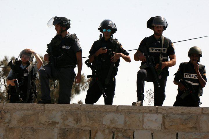 انتهاكات الاحتلال في القدس تصاعدت خلال يناير