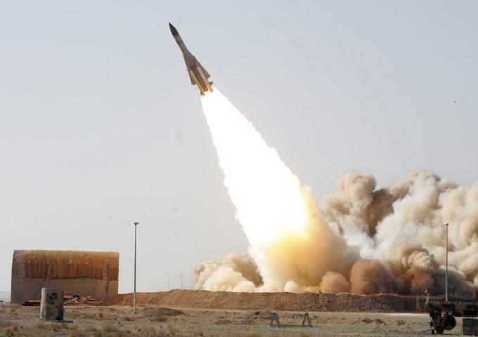 بالصور والفيديو: الصاروخ السوري الذي أسقط المقاتلة F-16 الإسرائيلية