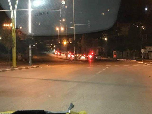 اندلاع مواجهات بين قوات الاحتلال والشبان على جسر حلحول بالخليل