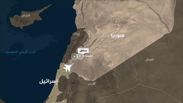 """""""غرفة عمليات حلفاء سوريا"""" تنفي دخول طائرة إيرانية بالمجال الجوي الإسرائيلي"""