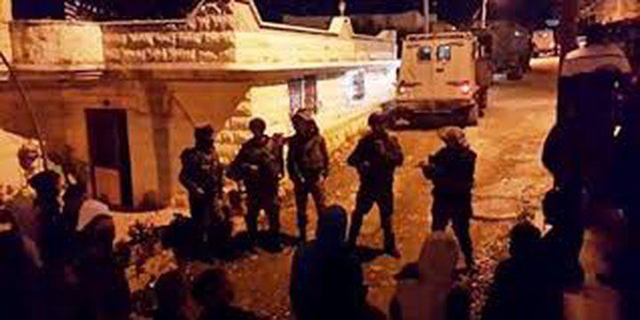الاحتلال يقتحم بلدة العرقة بجنين