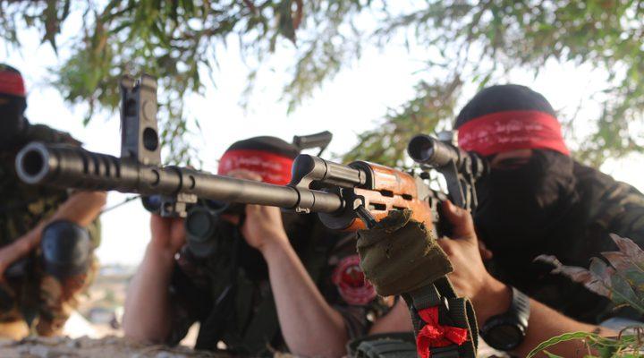 بالفيديو: كتائب المقاومة الوطنية ترفع حالة التأهب في صفوفها للرد على أي عدوان