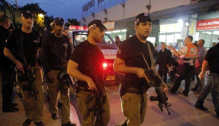 شرطة الاحتلال تعتدي على المواطنين في شارع صلاح الدين بالقدس