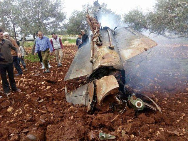 التحقيقات الإسرائيلية: طاقم الطائرة لم ينجح بالهرب من الصواريخ السورية