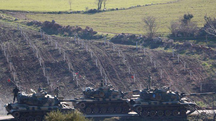 """""""وحدات حماية الشعب"""" الكردية تدمر دبابة تركية في عفرين"""