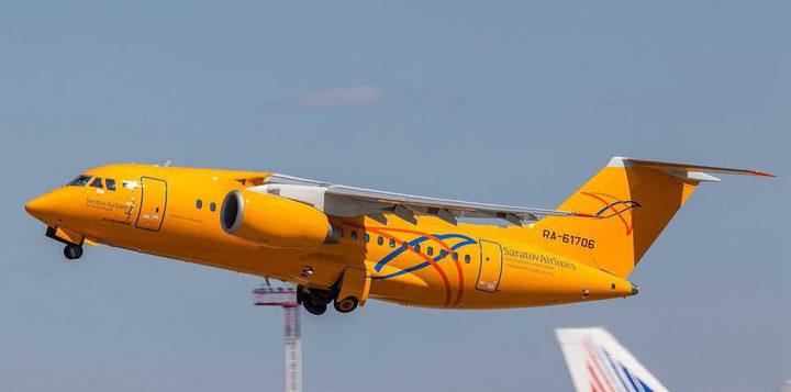 مصرع جميع ركاب الطائرة الروسية التي تحطمت قرب موسكو
