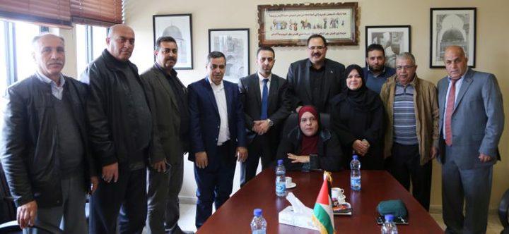 اتحاد المعلمين يؤكد الوقوف لجانب التربية ضد هجمة الاحتلال على المناهج