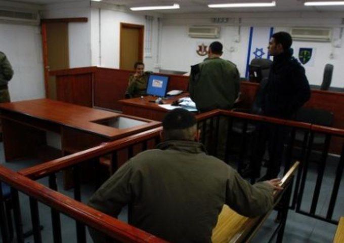 الاحتلال يُصدر أحكاماً بالسجن الفعلي على تسعة معتقلين