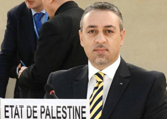 الزهيري: برامج التعاون الفلسطينية الفنزويلية ستنفذ تدريجياً