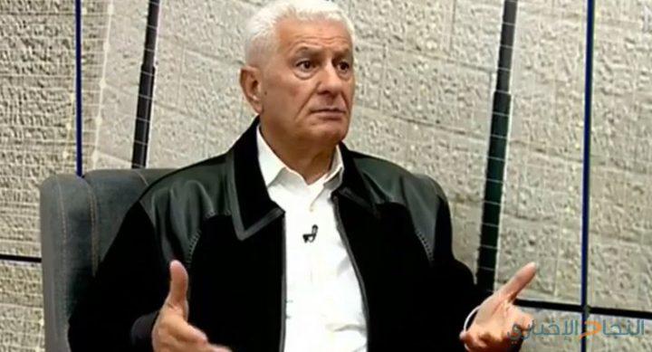 """عباس زكي لـ""""النجاح"""": قرار سوري بمواجهة إسرائيل"""