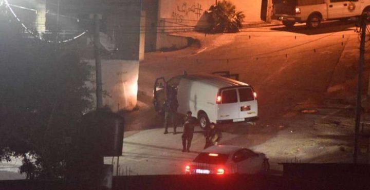 الأجهزة الأمنية تحتجز 3 مستوطنين دخلوا طولكرم