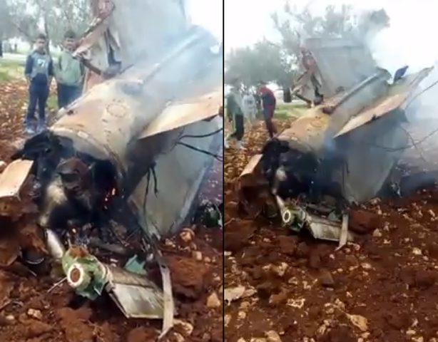 """الإحتلال يكشف عن تفاصيل إسقاط  طائرة الـ""""F-16"""" الإسرائيلية"""