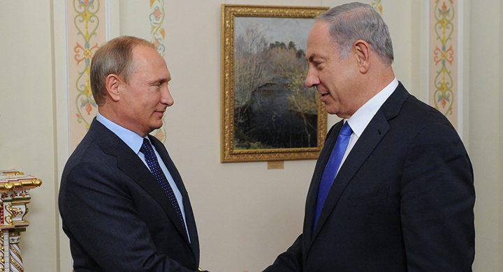 إسرائيل ترى أن روسيا تقود المنطقة وليس أمريكا!