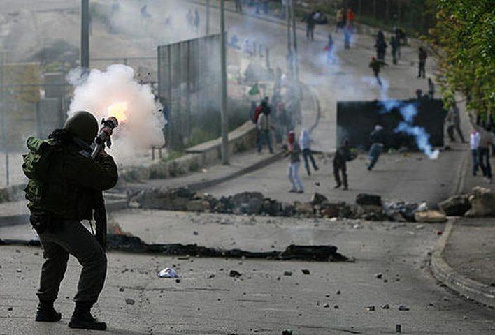 اندلاع مواجهات بين شبان والاحتلال في القدس