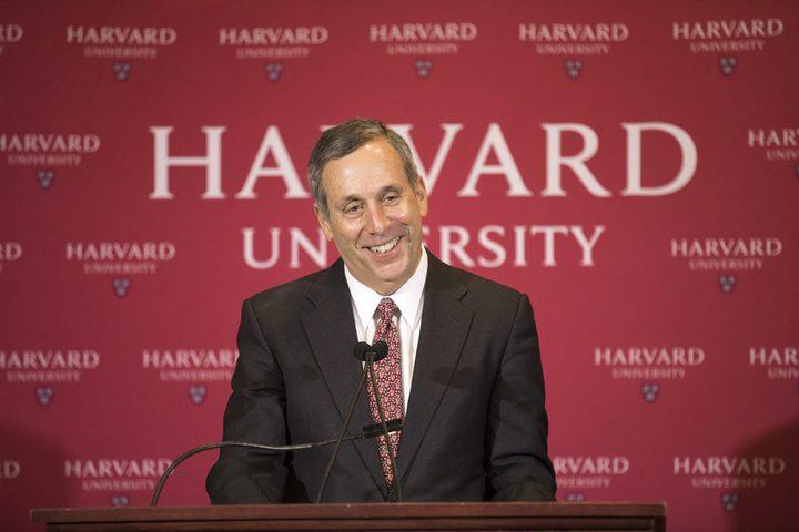 هارفارد تختار رئيسها ال29