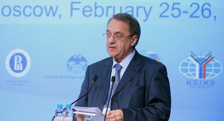 روسيا وتركيا وإيران في اجتماع حول سوريا في كازاخستان
