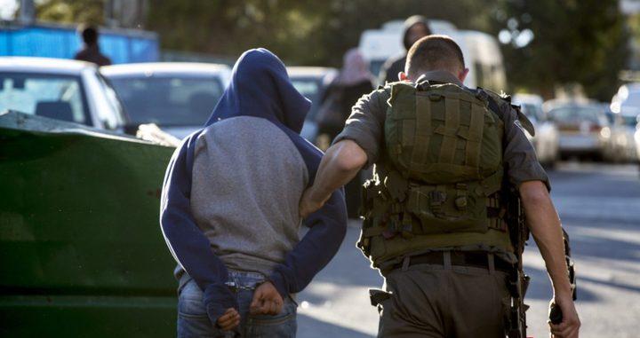 اعتقال فلسطيني بزعم مهاجمته قوات الاحتلال