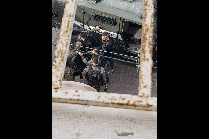 الاحتلال يعتقل شاباً من بلدة سلوان
