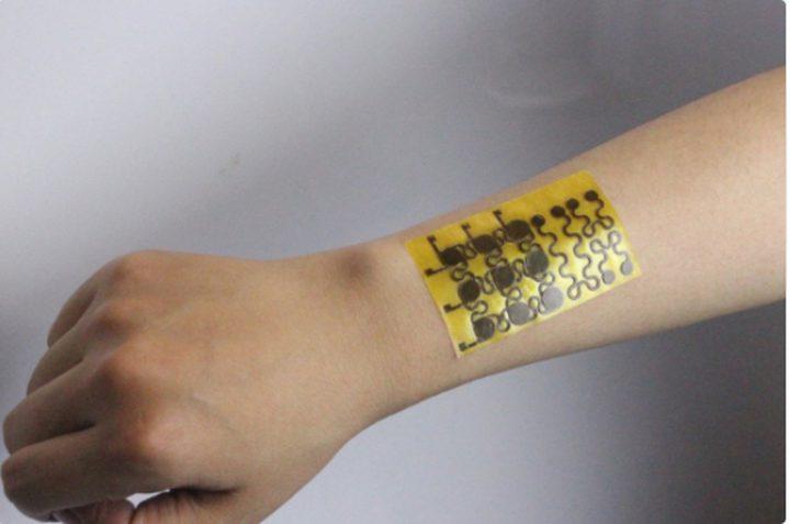 اختراع جلد إليكتروني يعتبر ثورة جديدة