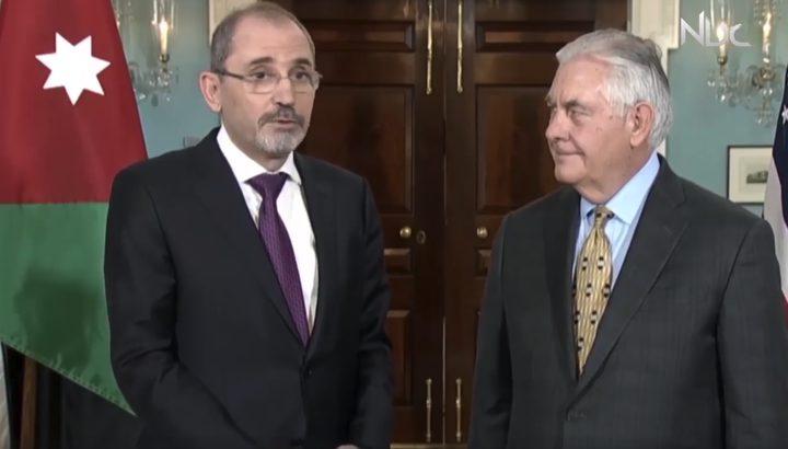 بالفيديو.. وزير الخارجية الأمريكييصل القاهرة