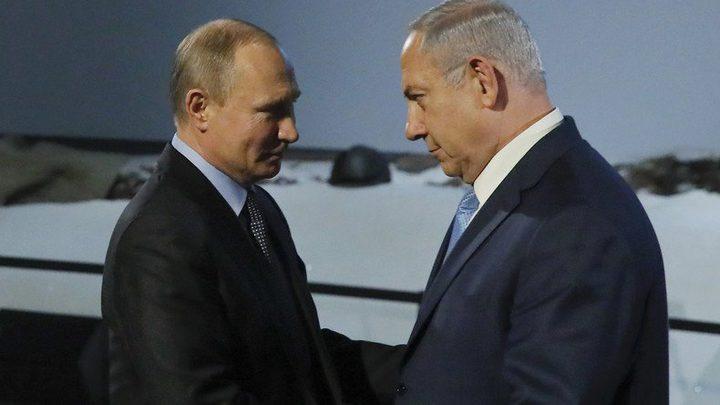 مكالمة بوتين ونتنياهو منعت التصعيد في سوريا
