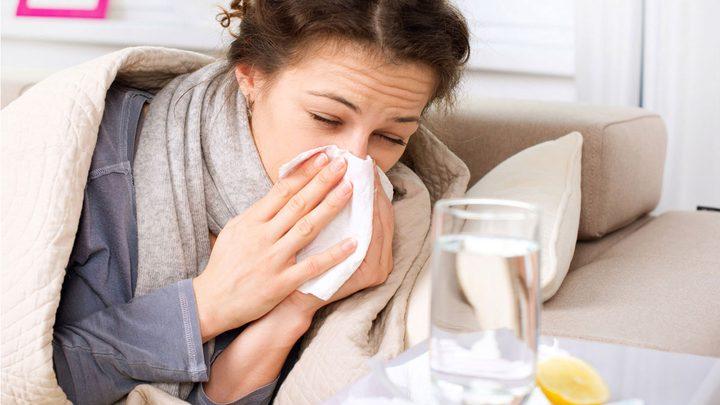الفرق بين نزلة البرد و إنفلونزا