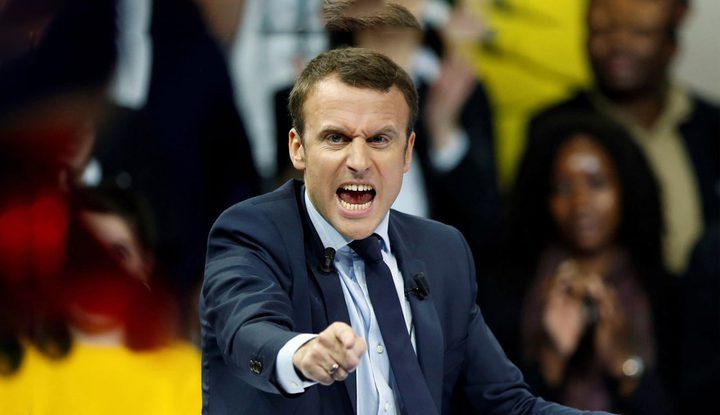 """فرنسا تهدد بضرب سوريا """"إذا ظهرت أدلة على استخدام أسلحة كيميائية"""""""