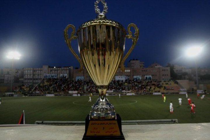 """""""البيرة"""" و""""الثقافي"""" و""""بلاطة"""" تتأهل لربع نهائي كأس فلسطين"""