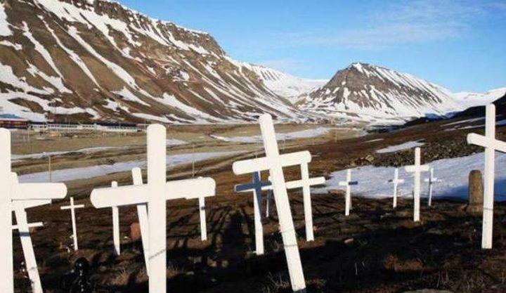"""جزيرة """"لونغياربين"""" النرويجية الأكثر تجمدًا على سطح الأرض!(فيديو)"""
