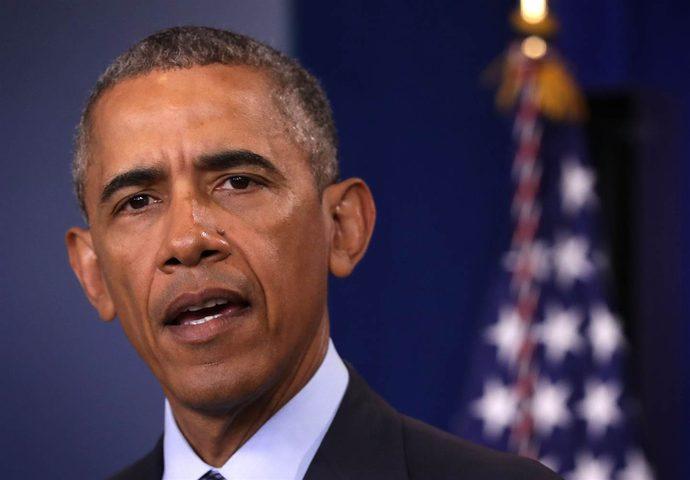 الشرطة تصل إلى مكتب أوباما في واشنطن بعد أنباء عن العثور على مسحوق أبيض
