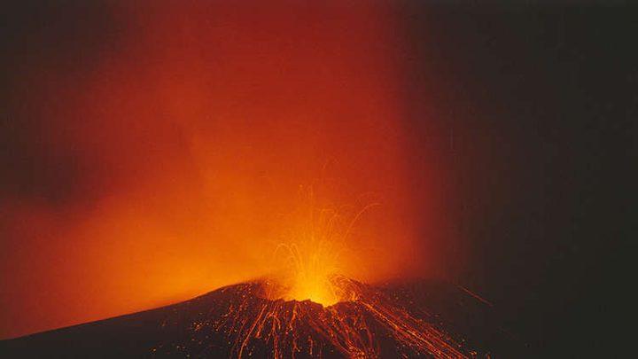 """""""البركان العظيم"""" ليس السبب في انقراض البشرية!"""