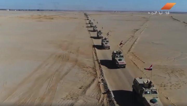 """تفاصيل عن عملية """"سيناء 2018"""" (فيديو)"""