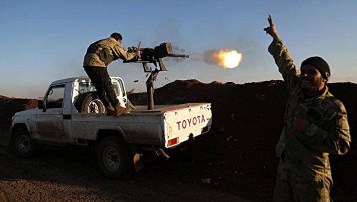 تيلرسون: عملية عفرين حرفت مسار المعركة ضد داعش