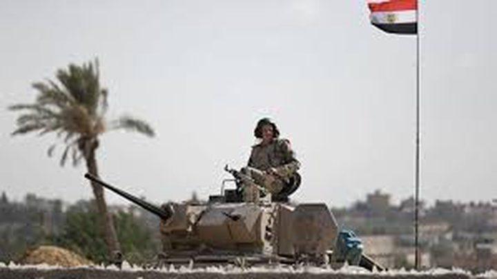مصر: القضاء على خلية إرهابية شديدة الخطورة بالعريش