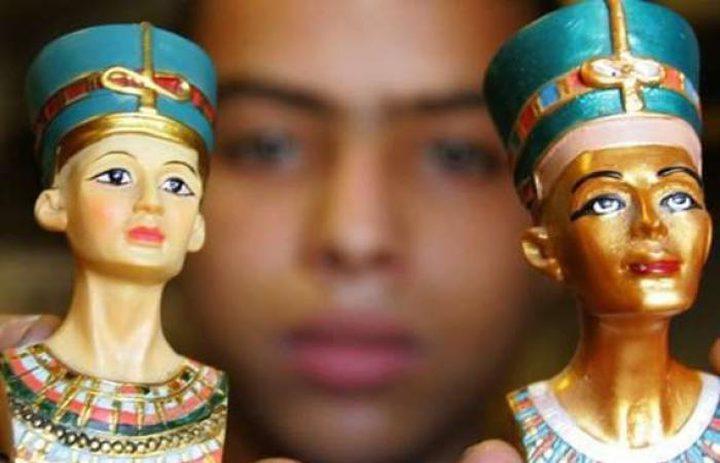 برنامج امريكي يثير جدلا حول لون بشرة الملكة الفرعونية نفرتيتي