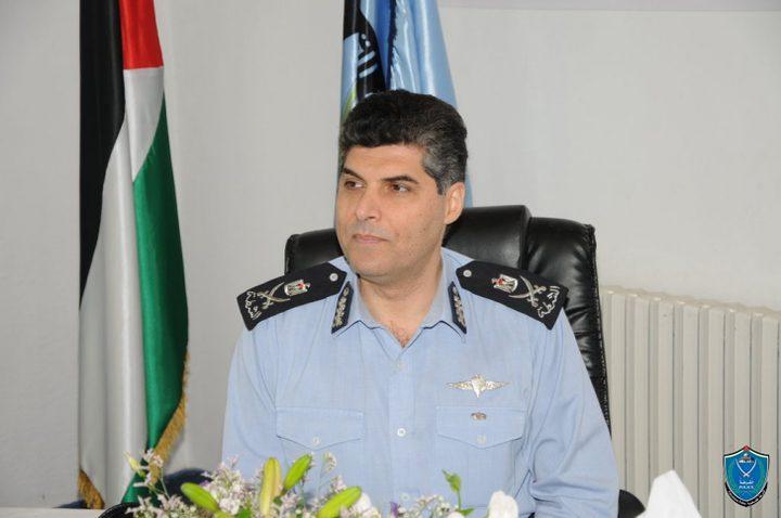 اللواء عطا الله: ثقة المواطن هي الدافع الرئيسي لبذل مزيد من الجهد والإنجاز