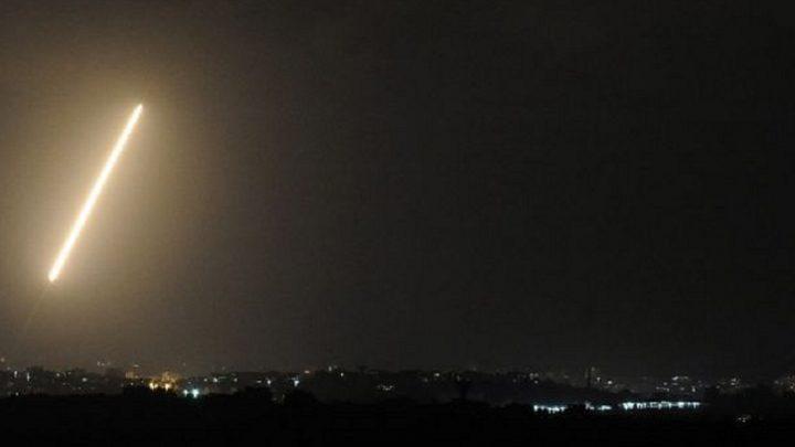 الإحتلال يزعم سقوط صاروخ من سيناء على قاعدة عسكرية في ايلات