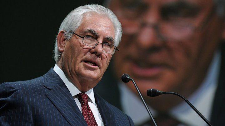 وزير الخارجية الأمريكي: نسيطر على 30% من الأراضي السورية