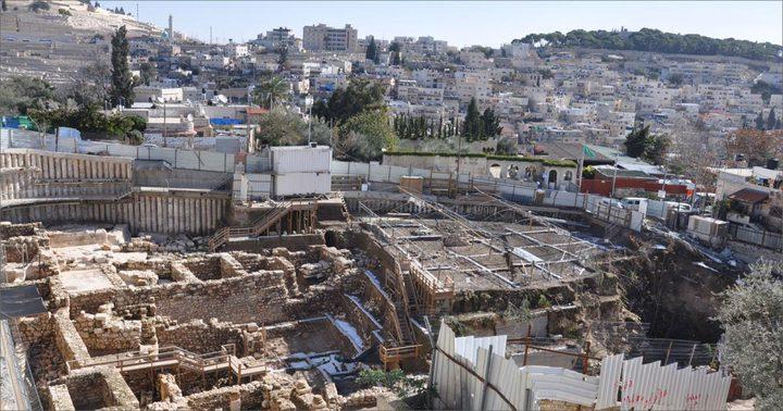 الاحتلال يشرع ببناء مجمع تلمودي في القدس