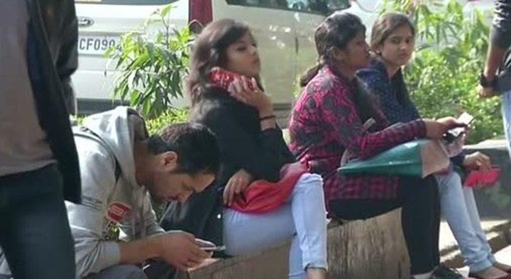 أوقفت الحكومة الغش فتغيب عن الإمتحان مئات ألاف الطلاب