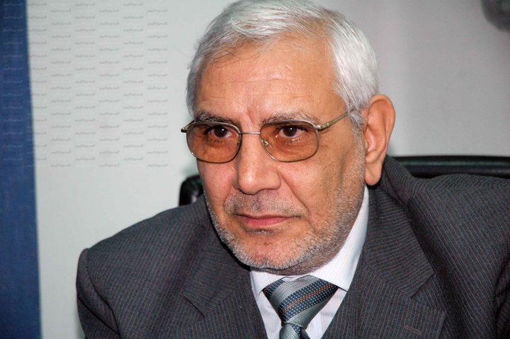 وسائل إعلام مصرية: إلقاء القبض على عبد المنعم أبو الفتوح