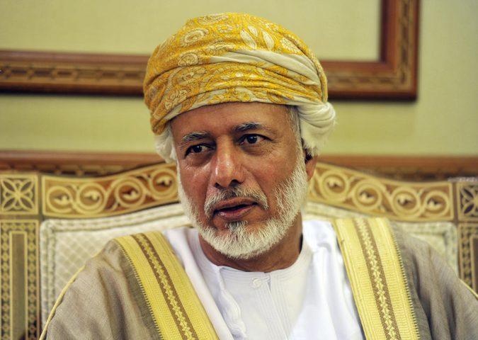 وزير الخارجية العماني: قيام دولة فلسطينية مستقلة ضرورة استراتيجية