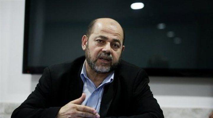 حماس تنفي ترحيل مصر لعضو مكتبها السياسي موسى أبو مرزوق