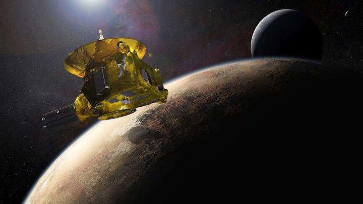 """""""نيوهورايزون"""" يلتقط أبعد صورة في الفضاء"""
