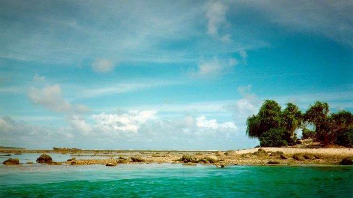 ازدياد مساحة الجزر رغم ارتفاع مياه البحار!