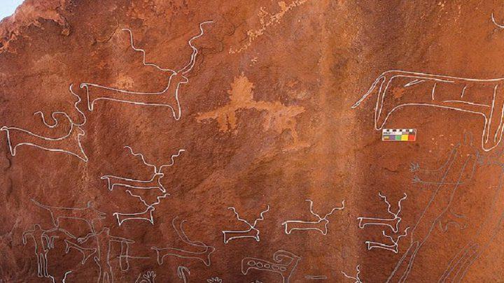 فن صخري أعاد كتابة تاريخ السعودية