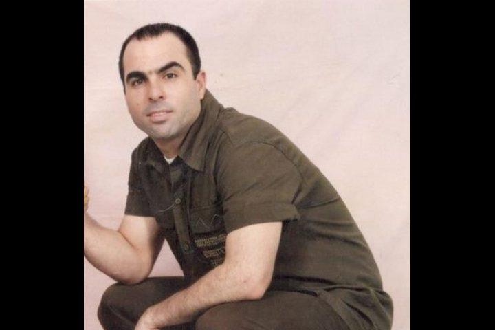 إدارة معتقلات الاحتلال تماطل في علاج الأسير عماد السراج