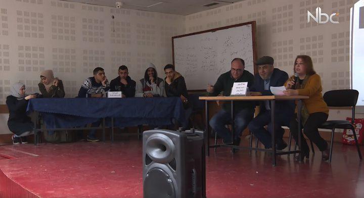بالفيديو.. المسابقات الثقافية بين كليات جامعة النجاح